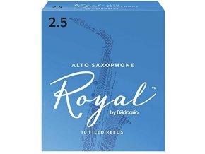 Rico Royal plátky na alt saxofon