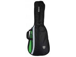 obal na klasickou kytaru černo zelený herget vital 008 c4 ba