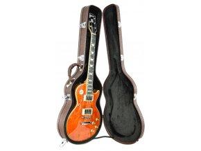 kufr na elektrickou kytaru vhodný pro modely LP SG TELE 1