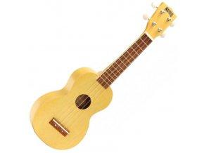 Mahalo sopránové ukulele obal zdarma MK1 tbs