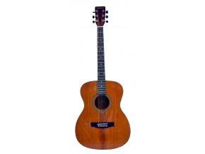 madison mg395S akustická kytara cedrová masivní deska