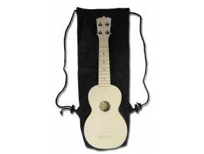 audiana povlak na sopranove ukulele tvar pytle a