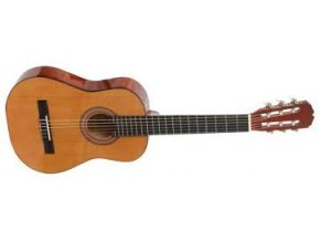 4855 strunal klasická kytara lesk velikost 34