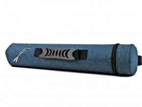 obal tuba pouzdro na cimbalove palicky velka cimbalica modrý melír výšivka paliček
