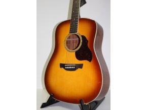 CRAFTER D-8/BS  akustická kytara + kufro-povlak zdarma