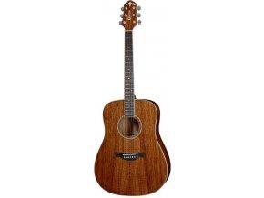 CRAFTER D 8MH BR akustická kytara masiv + kufro povlak zdarma