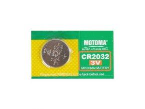 baterie 2032 Lithiová 3V MOTOMA