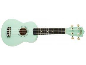 UCOOLELE sopránové ukulele světle zelené a