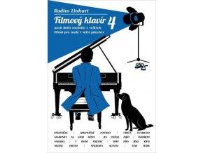 filmový klavír 4 aneb další melodie z velkých filmů pro malé i větší pianisty