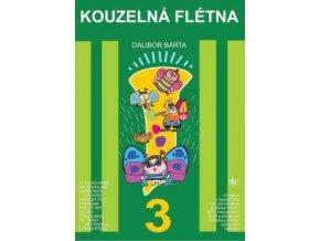 kouzelná flétna 3 + CD dalibor bárta