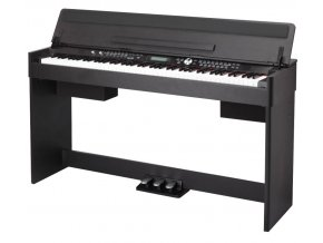 digitalni piano beale aurora 4000 černé