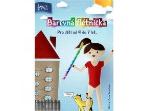 publikace Barevná flétnička pro děti od 4 do 7 let
