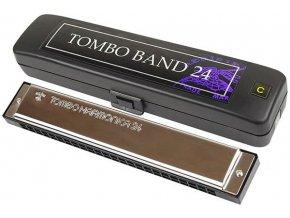 TOMBO BAND 24 A foukací harmonika