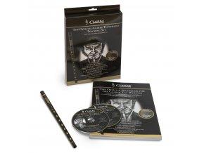 Irská flétna noty CD dárkové balení Book CDs Box