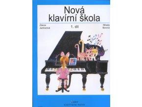 nova klavirni skola 1 diel