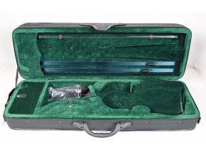 BACH kufr na housle hranatý b