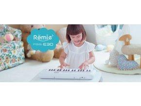 dětské klávesy pro začátečníky yamaha pss e30