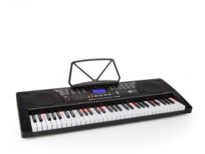 dětský kláves podsvícené klávesy schubert etude 225 usb