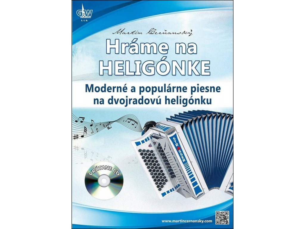 Hráme na heligonke - Martin Čerňanský