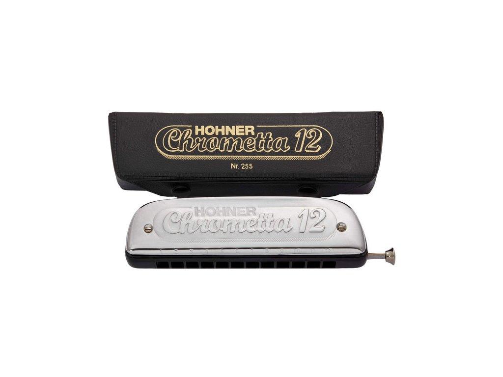 hohner chrometta12gsol 5