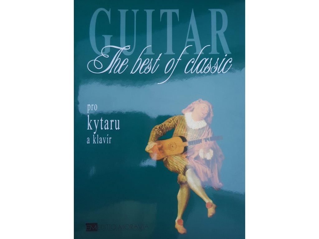 The best of classic pro kytaru a klavír