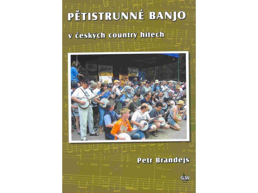 Pětistrunné banjo v českých country hitech - Petr Brandejs