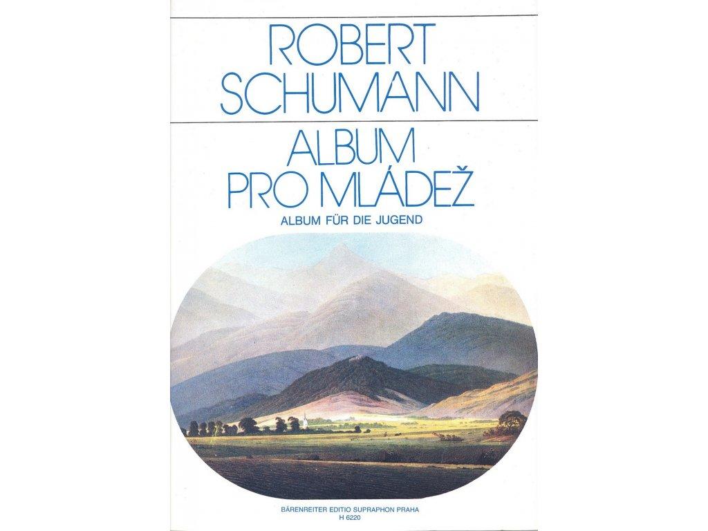 Album pro mládež - Robert Schumann