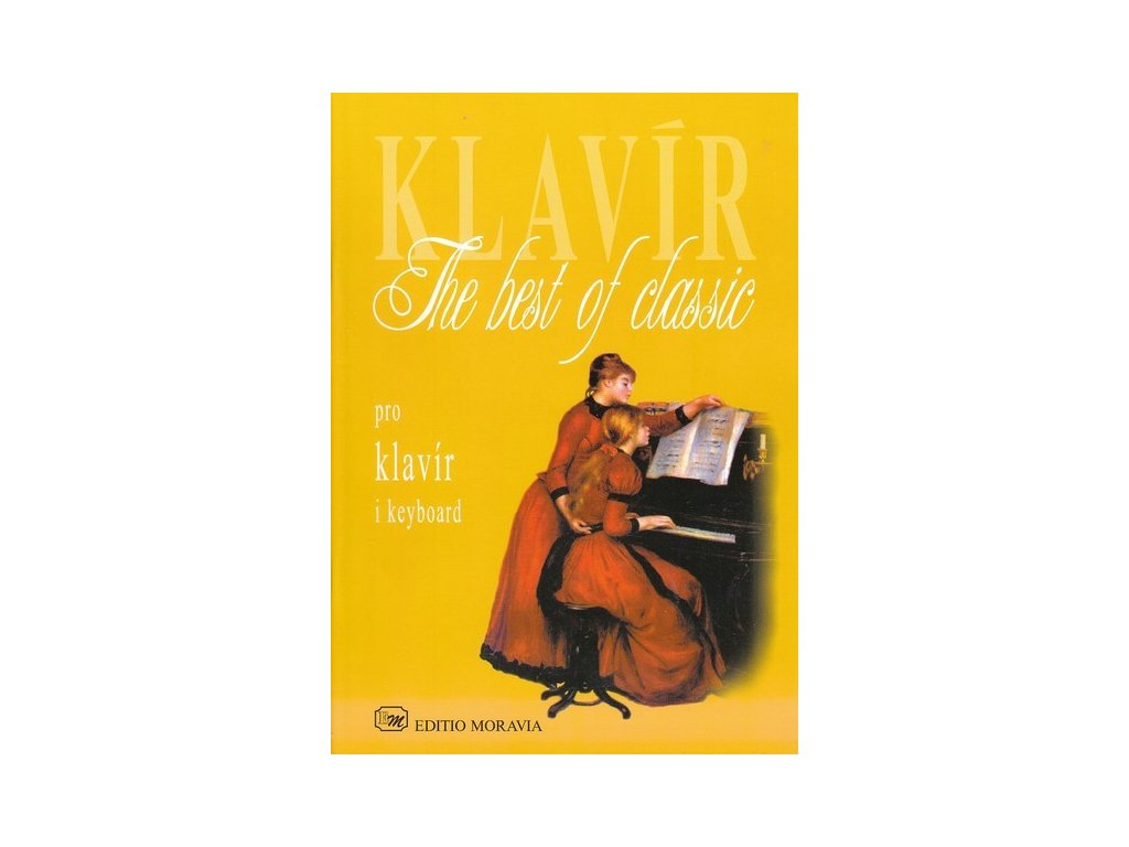 The best of classic pro klavír i keyboard