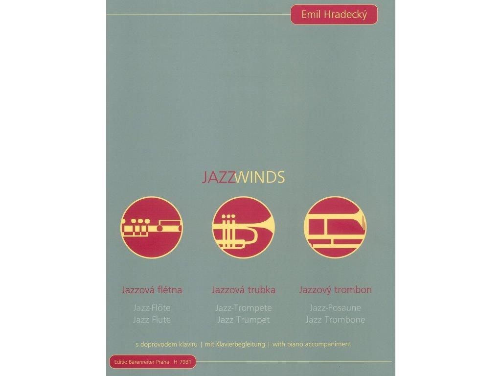 Jazz winds - Emil Hradecký