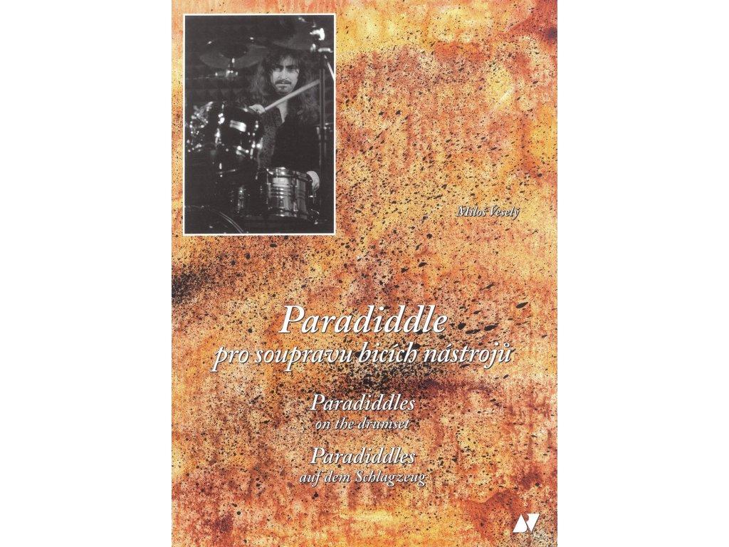 Paradiddle pro soupravu bicích nástrojů - Miloš Veselý