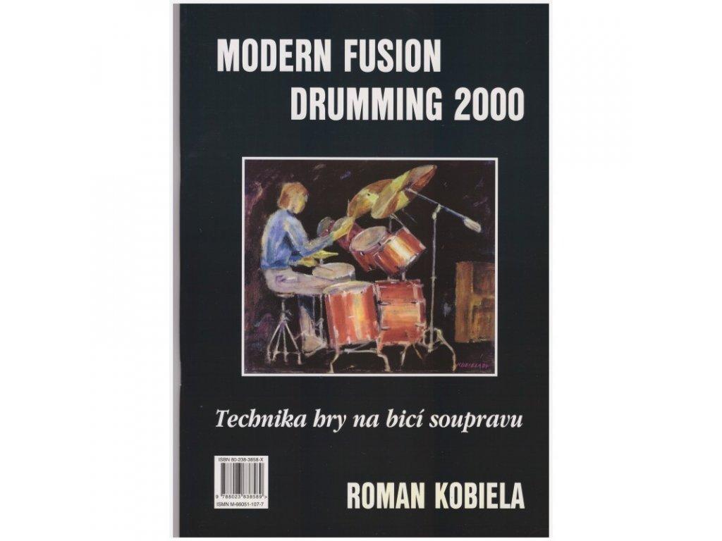 Technika hry na bicí soupravu - Roman Kobiela