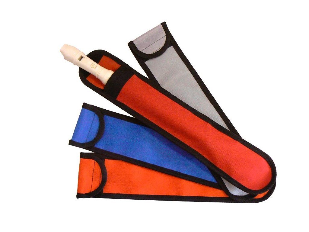 Povlak na sopránovou zobcovou flétnu ZČ1