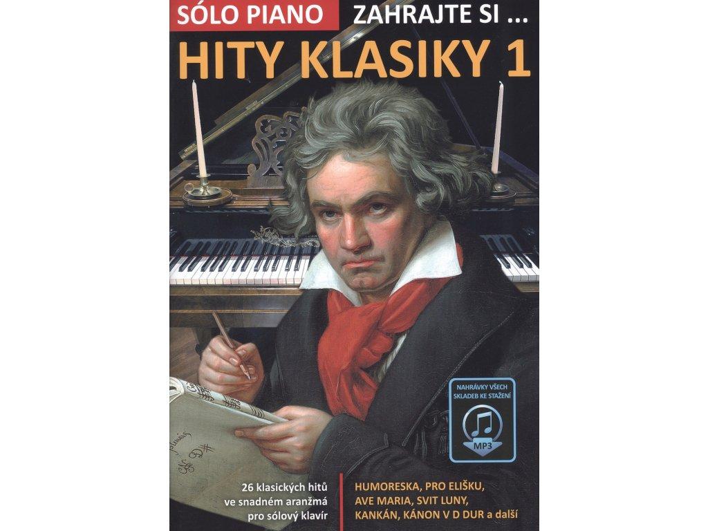 HITY KLASIKY 1 - Sólo piano zahrajte si…