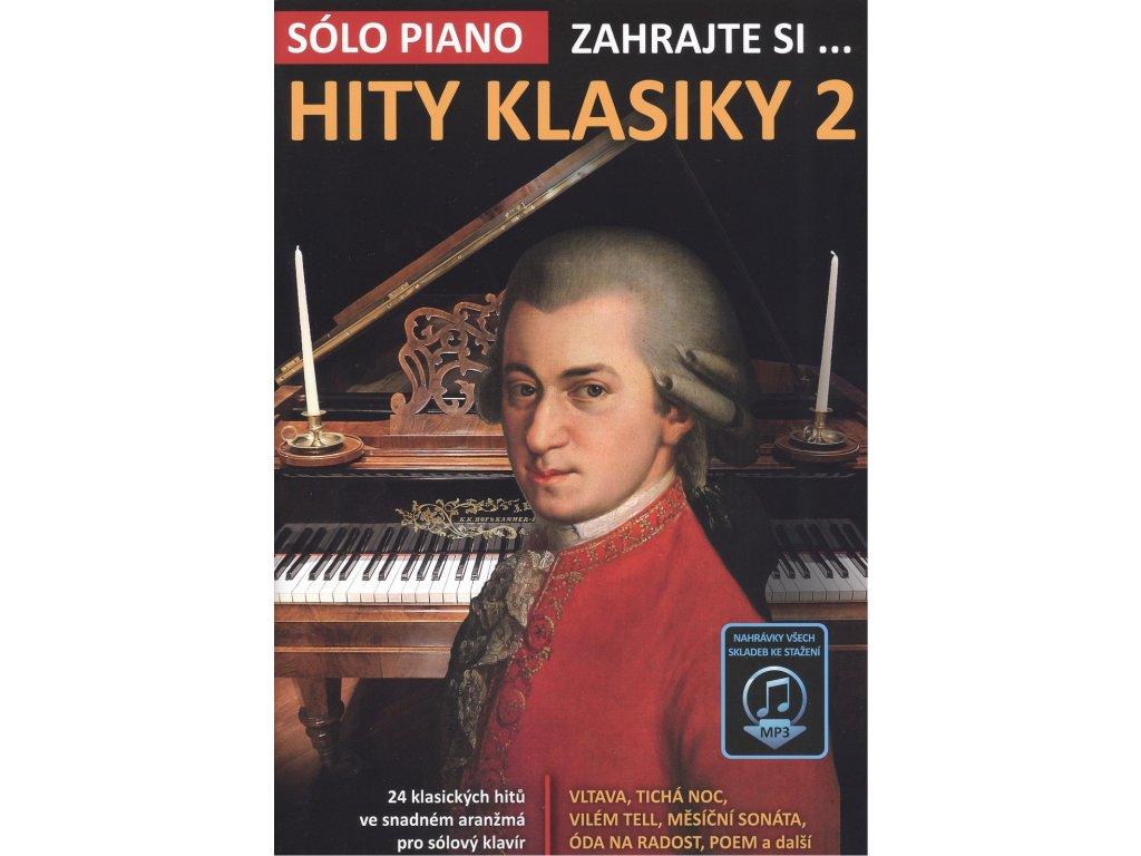 HITY KLASIKY 2 - Sólo piano zahrajte si…