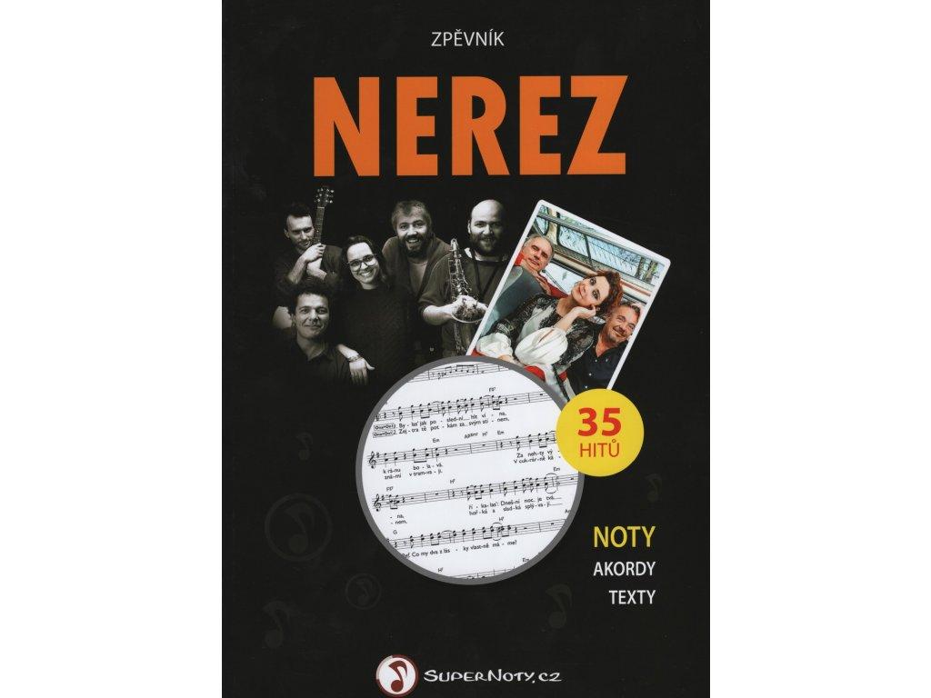 Zpěvník NEREZ - 35 hitů