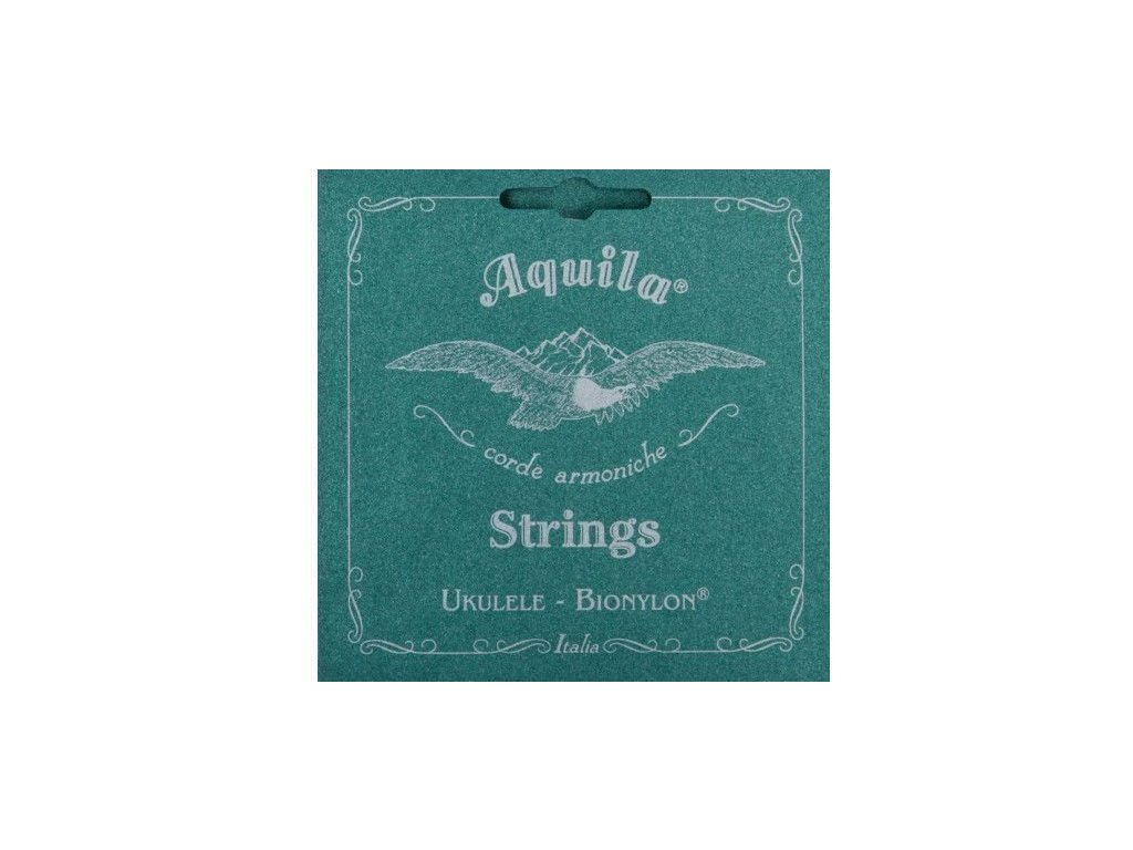 Aquila BioNylon Soprano Low G 58 U  - struny na sopránové ukulele