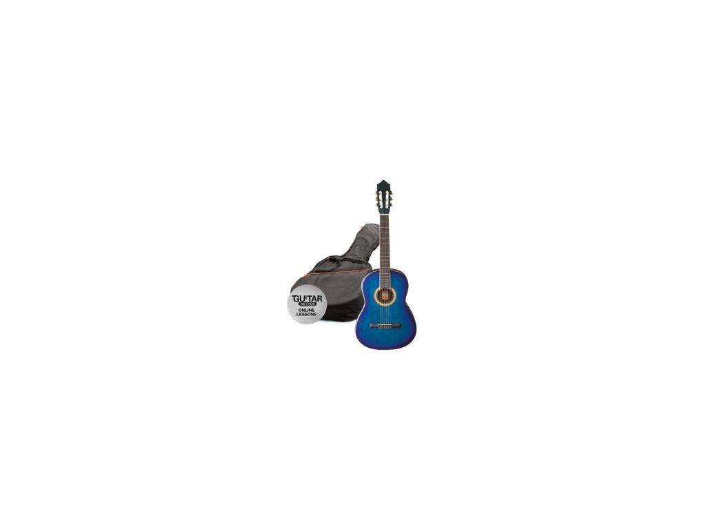 klasicka kytara paket 34 ashton spcg 34 tbb pack modra 645353.3936419219