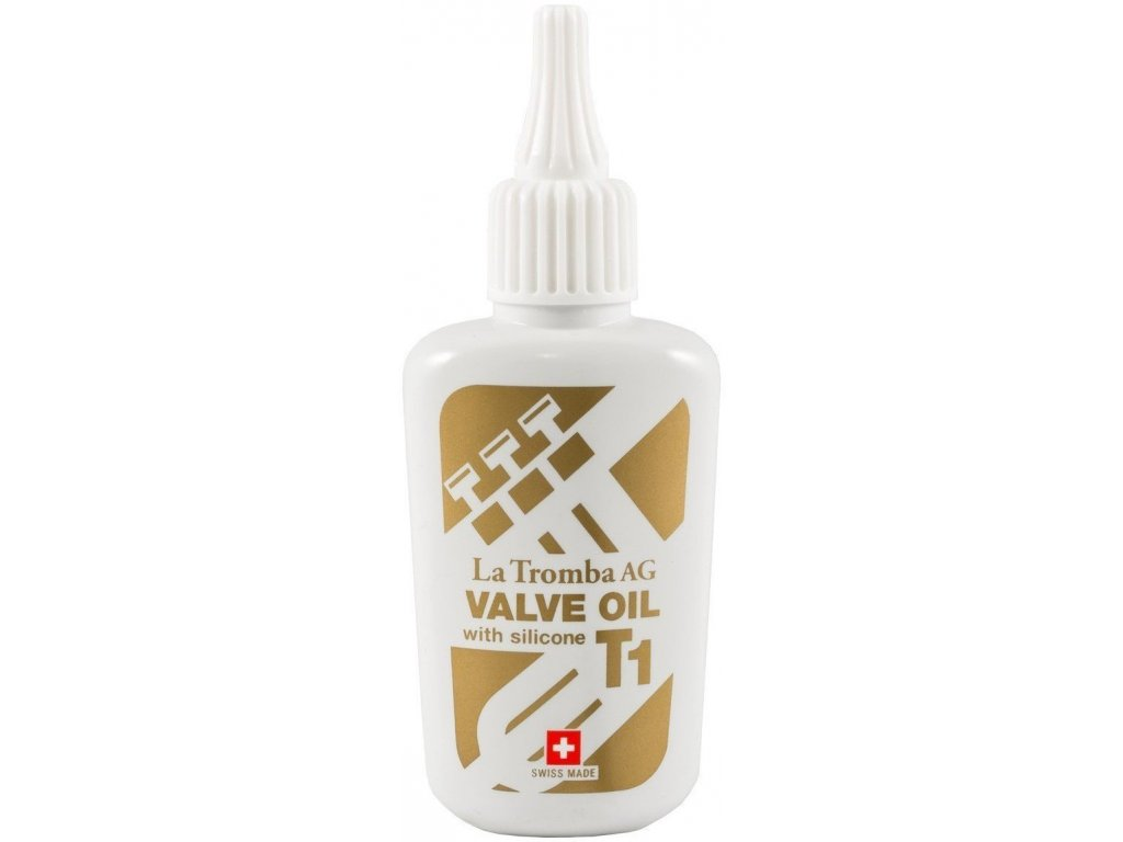 La Tromba Valve oil T1 - olej na údržbu dechových nástrojů