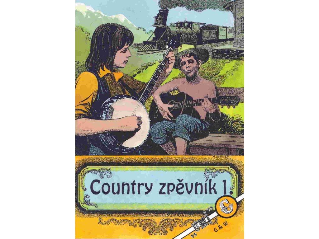 Country zpěvník 1.