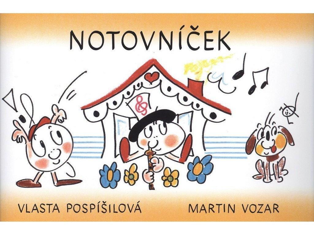 Notovníček - Martin Vozar, Vlasta Pospíšilová