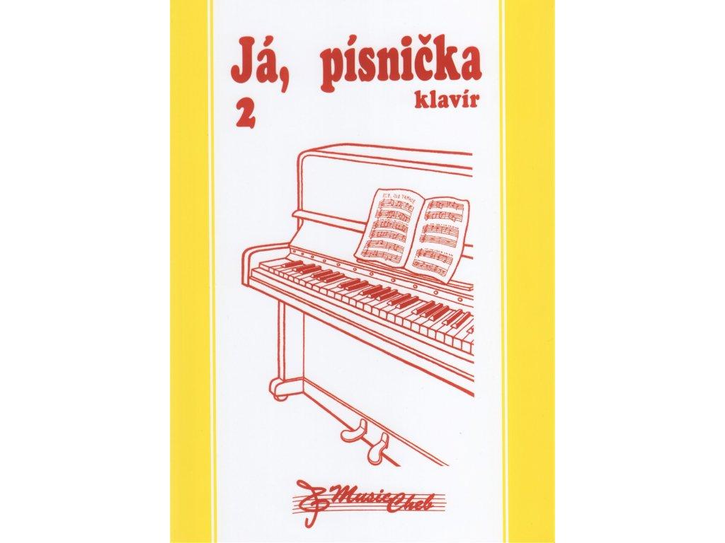 Já, písnička klavír 2