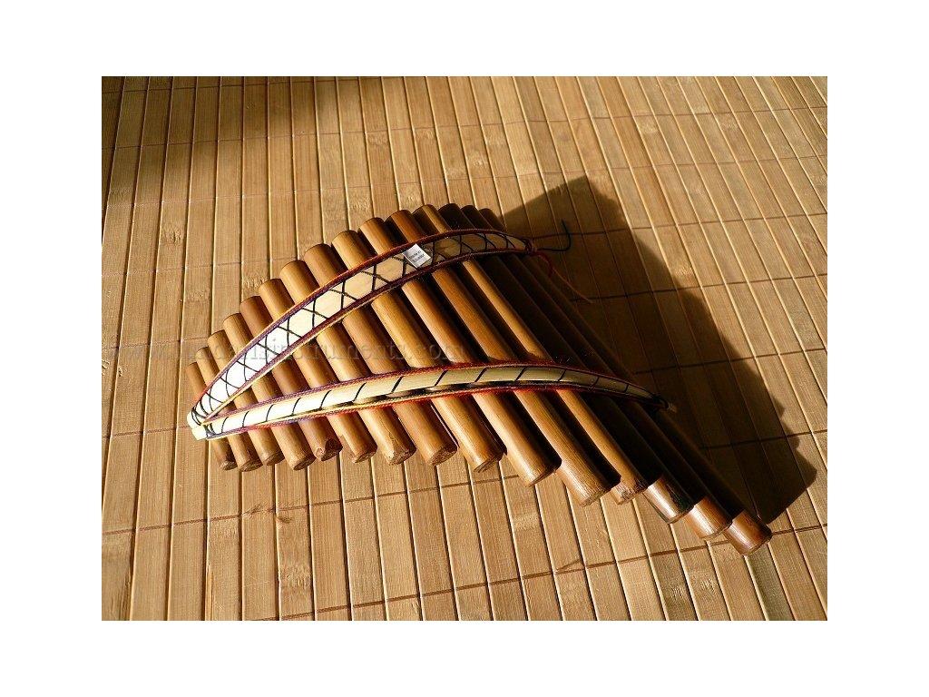 Panova flétna - 15 tónů