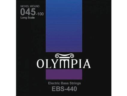 Olympia EBS 440 - 4-strunná sada pro baskytaru