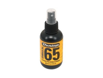 Čistič kytary, leštidlo - Dunlop 654 Formula 65