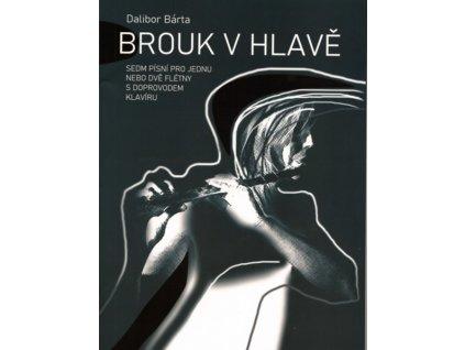 BROUK V HLAVĚ - Dalibor Bárta - Sedm písní pro jednu nebo dvě příčné flétny s doprovodem klavíru