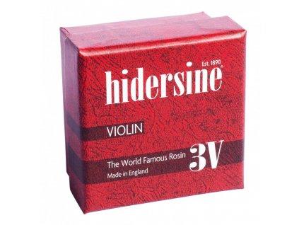 hidersine 3v rosin violin light amber medium