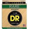 DR RARE Phosphor Bronze 11/50 - struny na akustickou kytaru