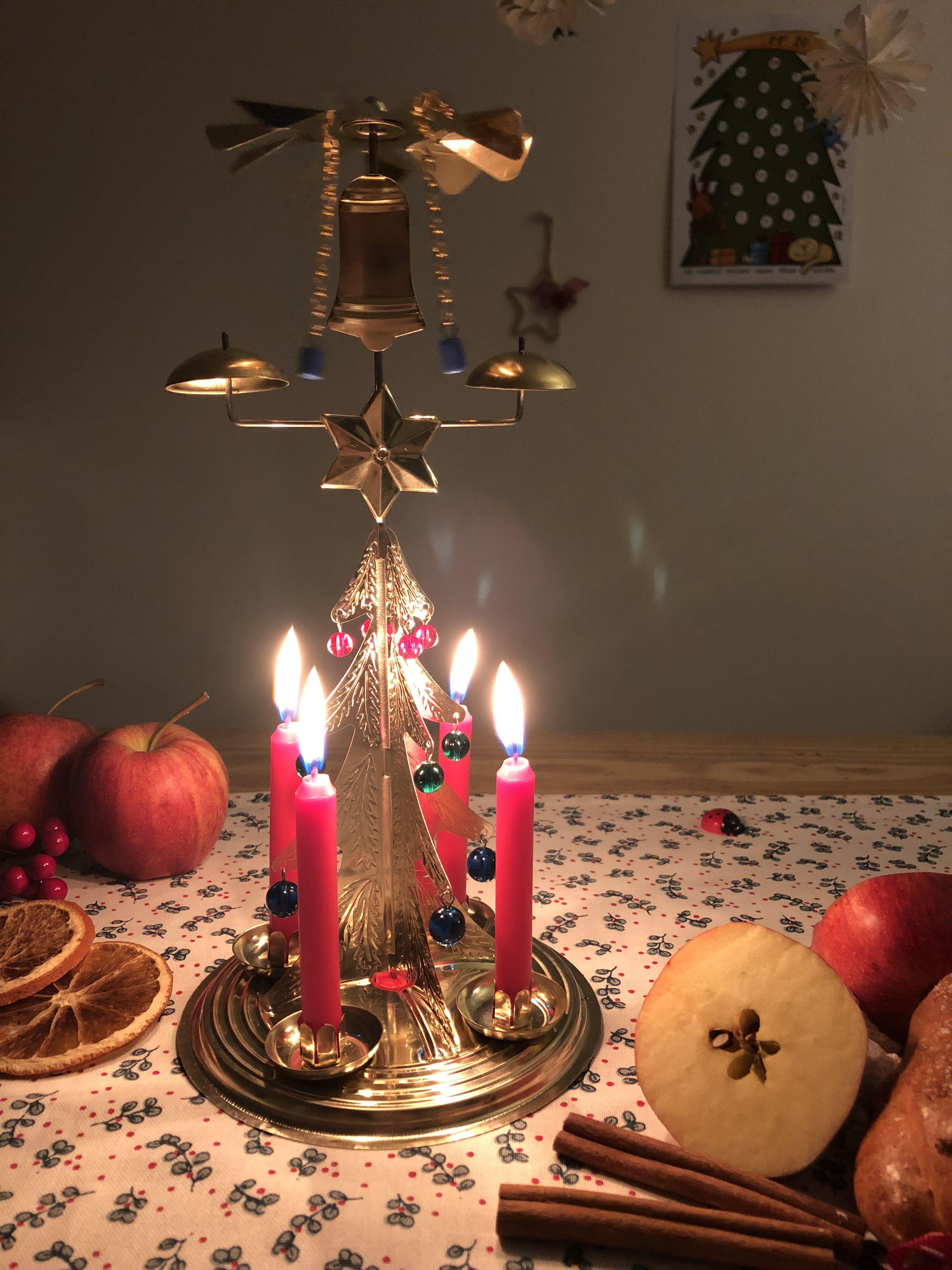 Jemné cinkání Vánoc