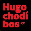 Hugo chodí bos