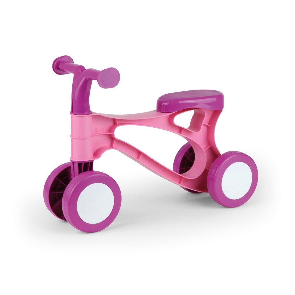 Rolocykl růžovo-fialový